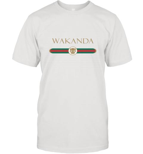 Black Panther Wakanda Gucci T-Shirt