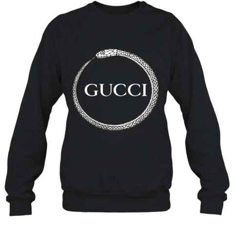 Gucci Ouroboros Print Sweatshirt