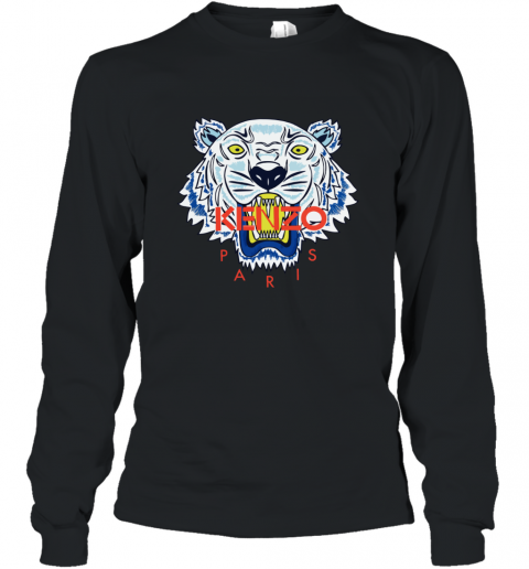Kenzo Paris Unisex Long Sleeve T-Shirt