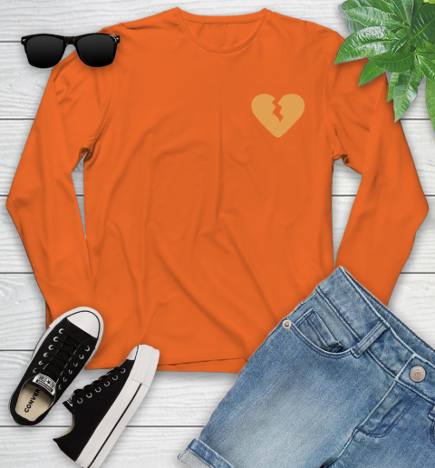 Marcus Lemonis broken heart Youth Long Sleeve 4