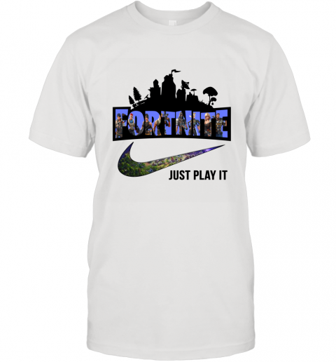NIKE JUST DO IT Epic Games Fornite T-Shirt