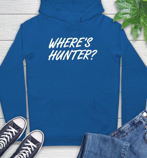 Where Is Hunter Hoodie 9