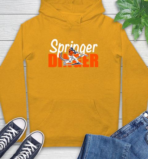 Houston Springer Dinger Fan Shirt Hoodie 2