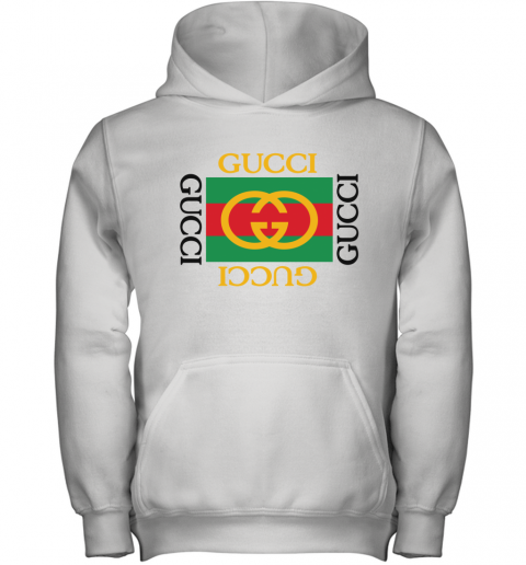 Gucci Logo Limited Edition Youth Hoodie