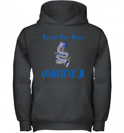 Gucci Blind For Love Youth Hoodie