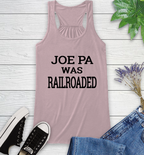 Penn state shirt controversy Racerback Tank 5