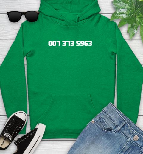 007 373 shirt Youth Hoodie 9