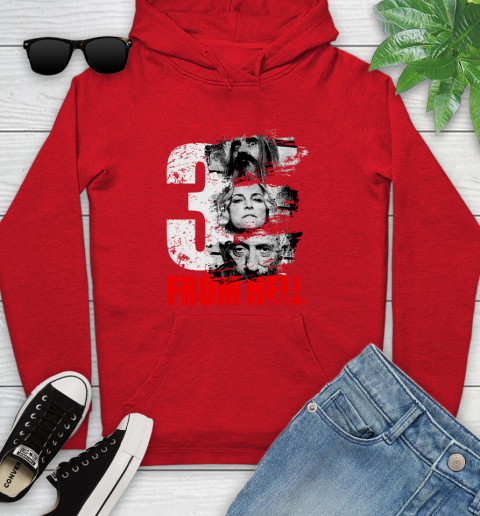 3 From Hell Youth Hoodie 12