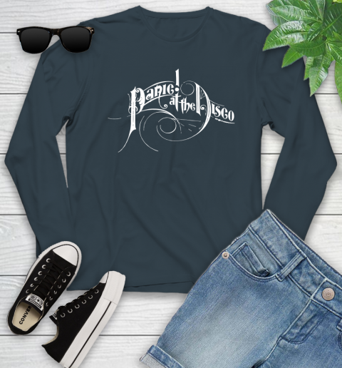 Panic At The Disco Youth Long Sleeve 9