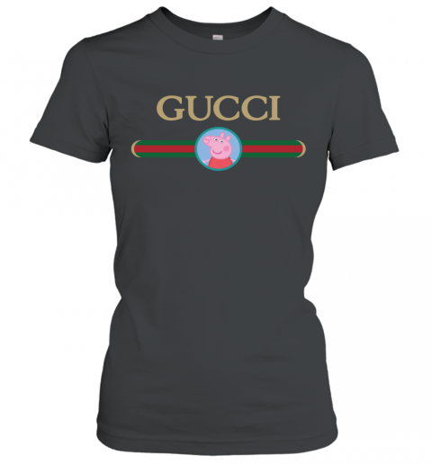 Peppa Pig Gucci Women's T-Shirt