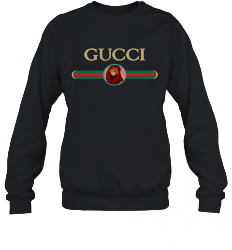 Gucci x Lion King Simba Sweatshirt