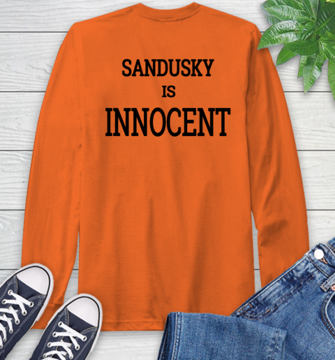 Penn state shirt controversy Long Sleeve T-Shirt 14