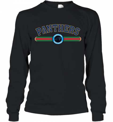 Black Panther Gucci Unisex Long Sleeve T-Shirt