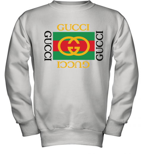 Gucci Logo Limited Edition Youth Sweatshirt
