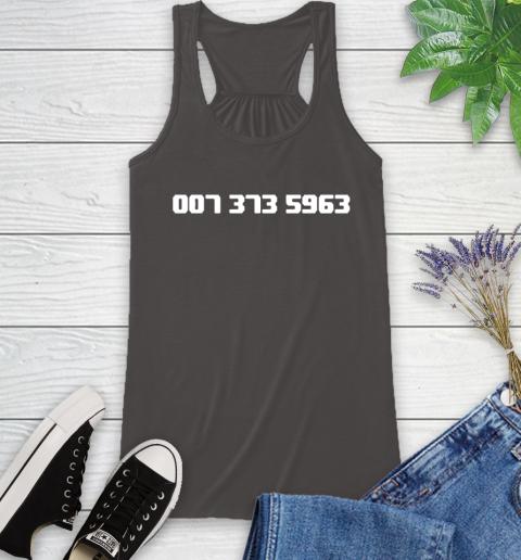 007 373 shirt Racerback Tank 11
