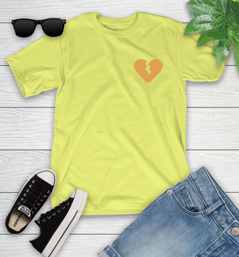 Marcus Lemonis broken heart Youth T-Shirt 8