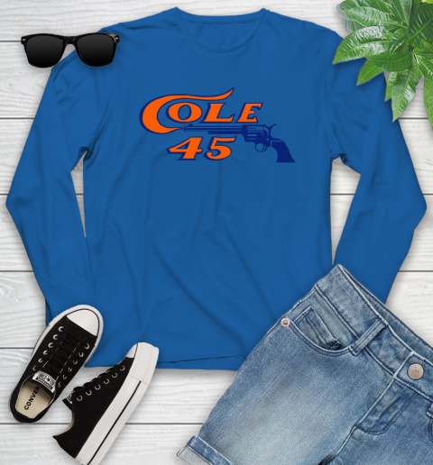 Cole 45 Youth Long Sleeve 9
