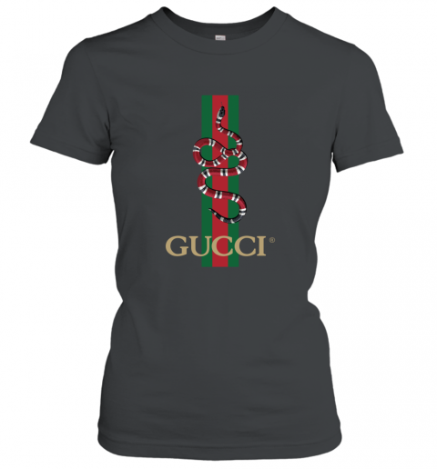 Gucci Logo Snake Polo Women's T-Shirt