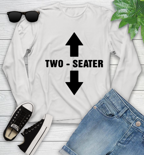 Two Seater Youth Long Sleeve 1
