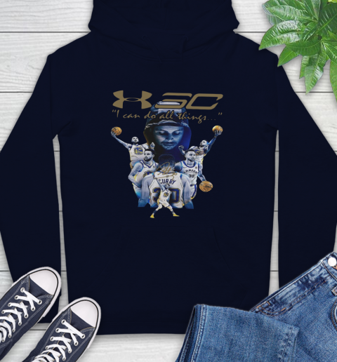 Stephen Curry I Can Do All Things Signature Hoodie 3