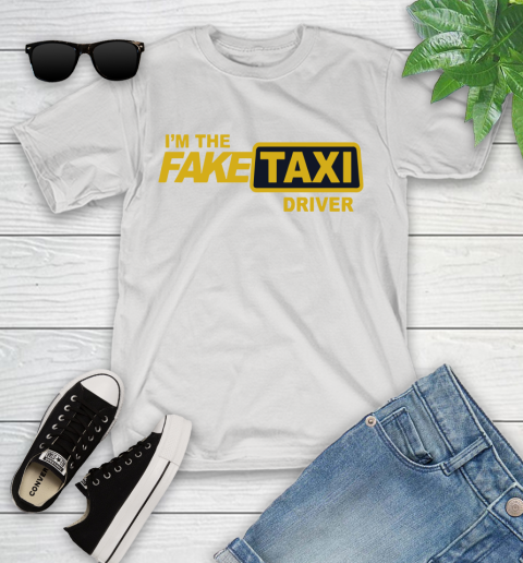 I am the Fake taxi driver Youth T-Shirt 1
