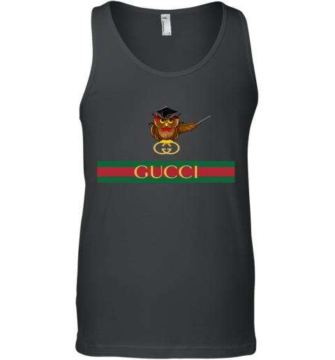 Gucci Logo Owl Premium Tank Top