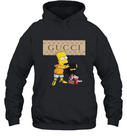 Gucci Bart Simpson Hoodie