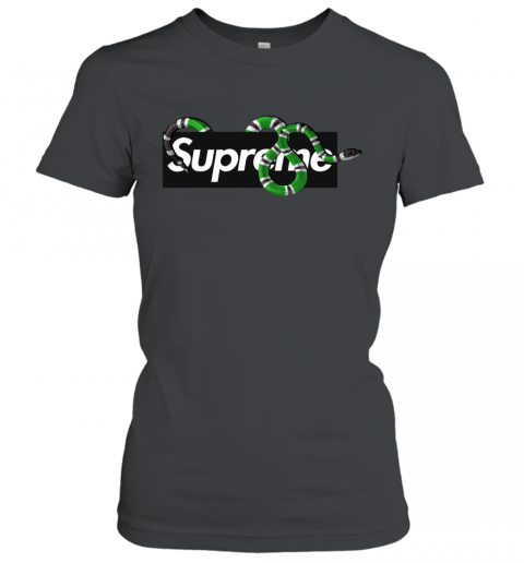 Gucci King Snake x Supreme Women's T-Shirt