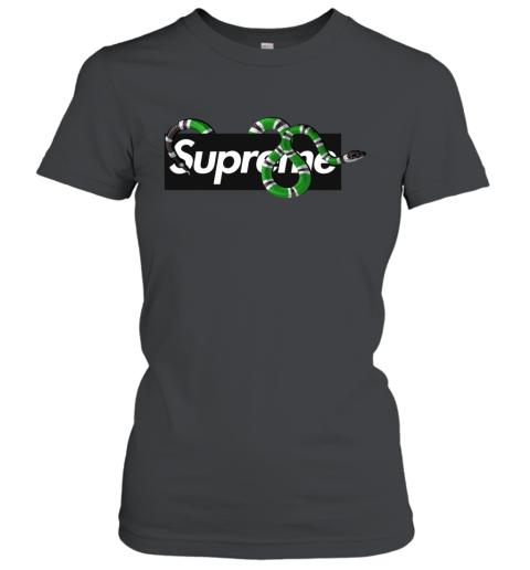 Gucci King Snake x Supreme Women's T-Shirt
