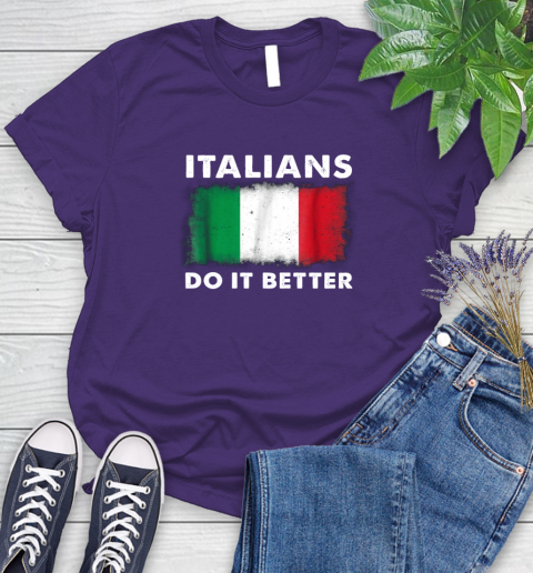 Italians Do It Better Women's T-Shirt 18