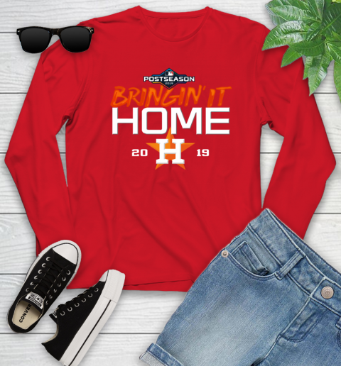 Bringing It Home Astros Youth Long Sleeve 11