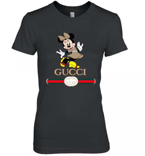 Mickey Mouse Gucci Logo Women's T-Shirt