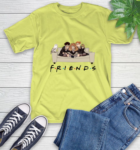 Harry Potter Ron And Hermione Friends Shirt T-Shirt 8