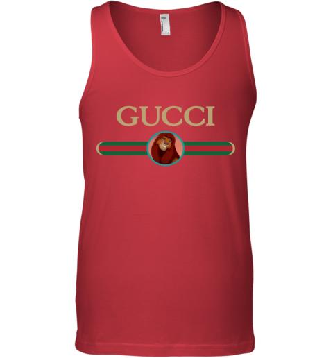 Gucci x Lion King Simba Tank Top