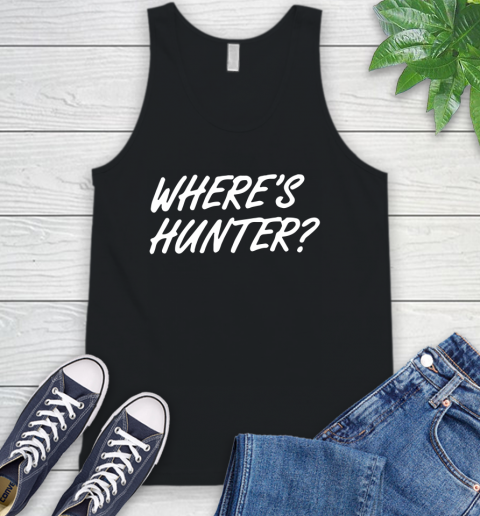 Where Is Hunter Tank Top 1