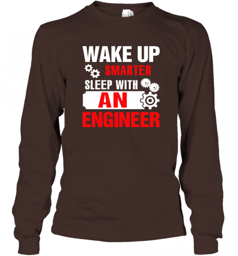 Wake Up Smarter Sleep With An Engineer Long Sleeve