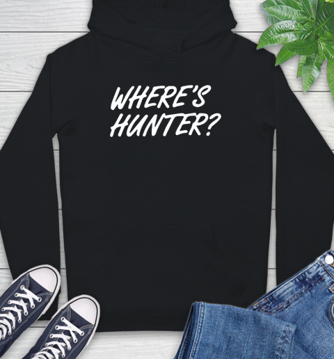 Where Is Hunter Hoodie