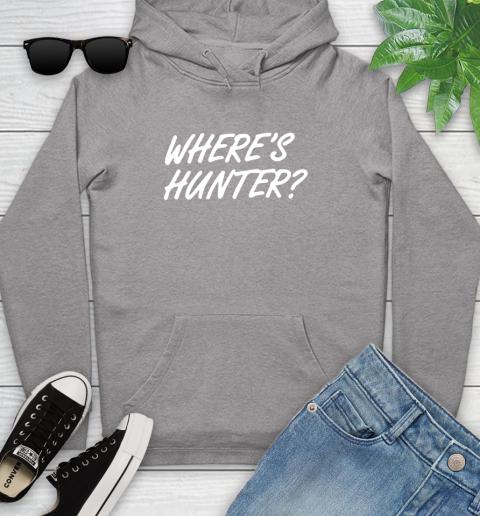 Where Is Hunter Youth Hoodie 6