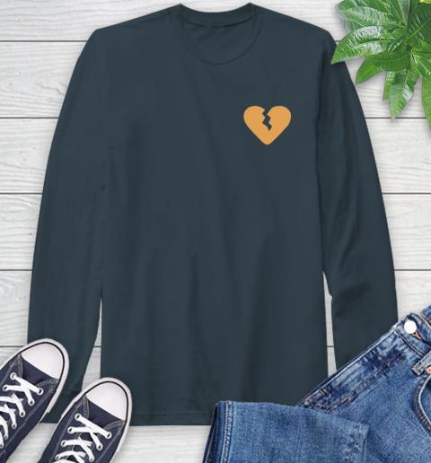 Marcus Lemonis broken heart Long Sleeve T-Shirt 8
