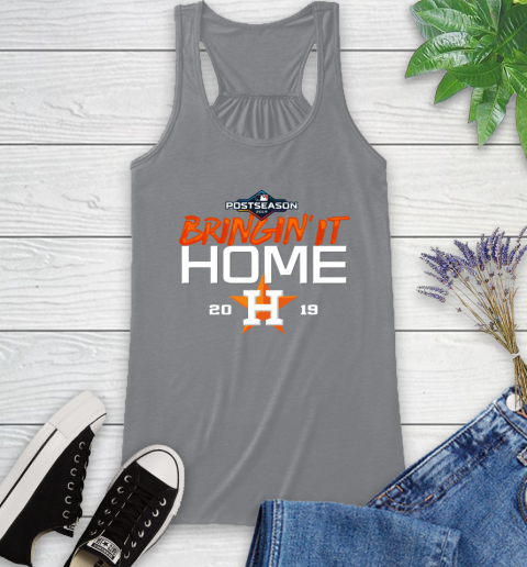 Bringing It Home Astros Racerback Tank 4