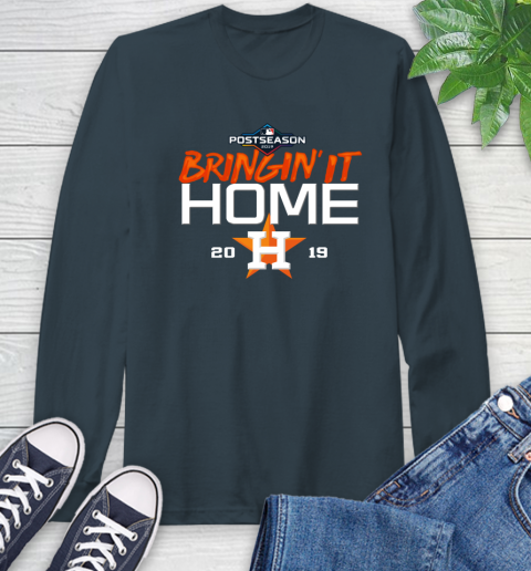 Bringing It Home Astros Long Sleeve T-Shirt 9