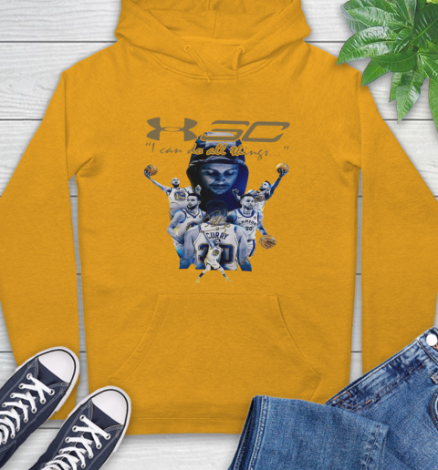 Stephen Curry I Can Do All Things Signature Hoodie 2