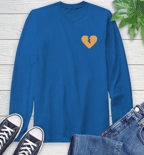 Marcus Lemonis broken heart Long Sleeve T-Shirt 9