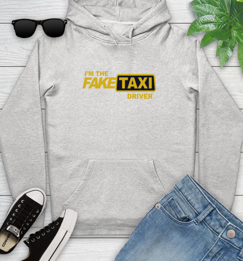 I am the Fake taxi driver Youth Hoodie