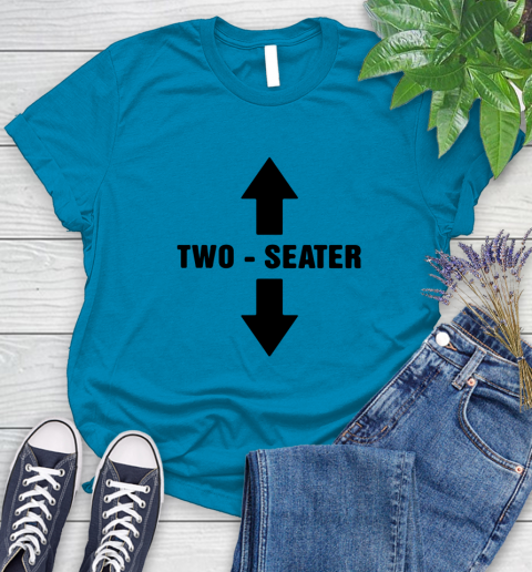 Two Seater Women's T-Shirt 5