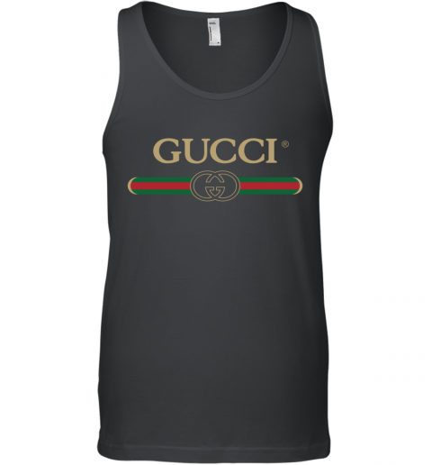 Gucci Shirt Logo Tank Top