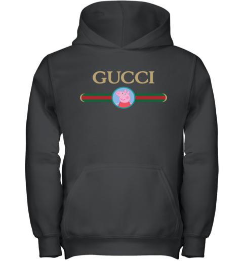 Peppa Pig Gucci Youth Hoodie