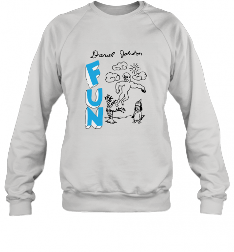 Daniel Johnston Life In Vain Sweatshirt