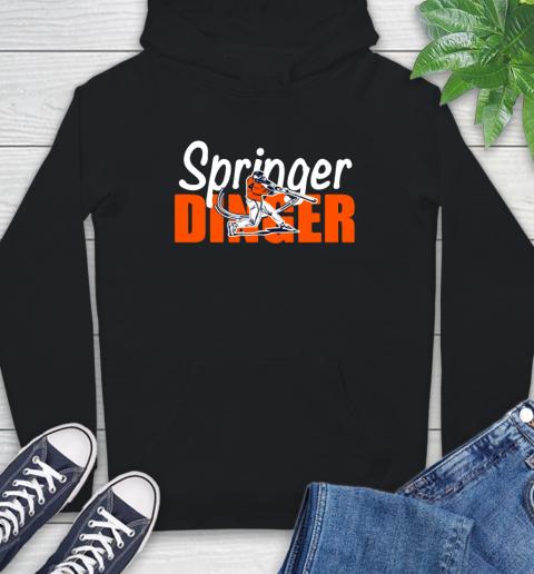 Houston Springer Dinger Fan Shirt Hoodie 1
