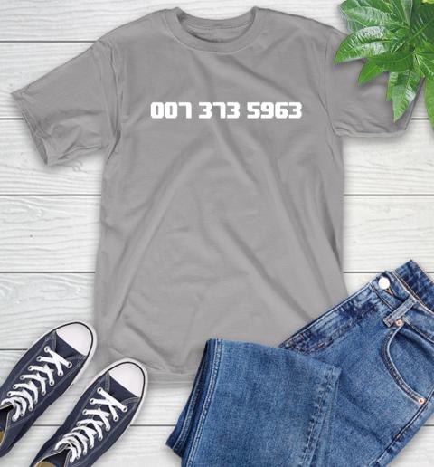 007 373 shirt T-Shirt 6